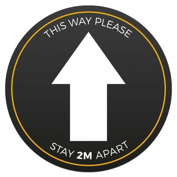 circle-this-way-arrow-sticker-white