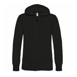 BA471 Ladies Zip Hoody